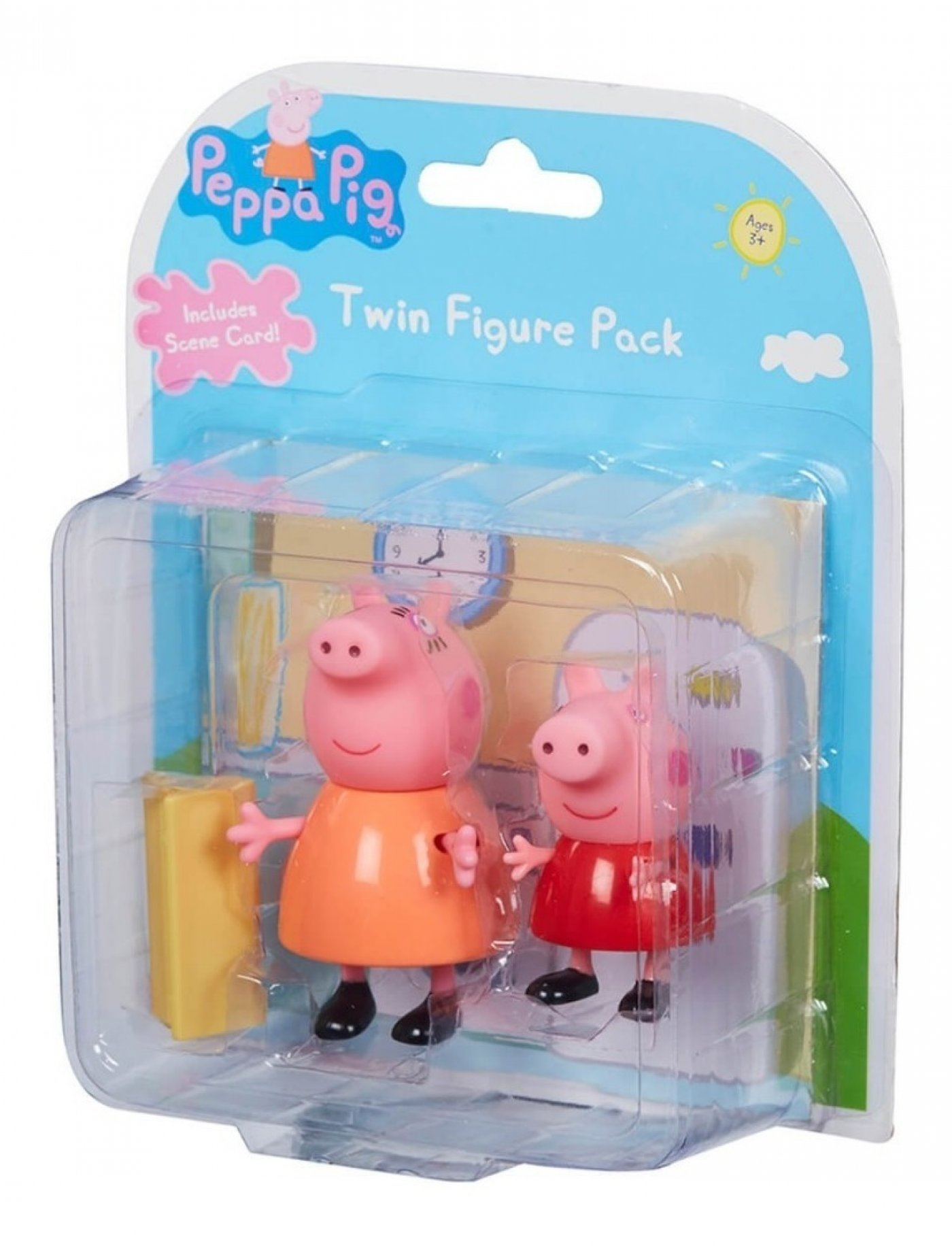 Peppa Pig Y Mama Pig Twin Figure Pack