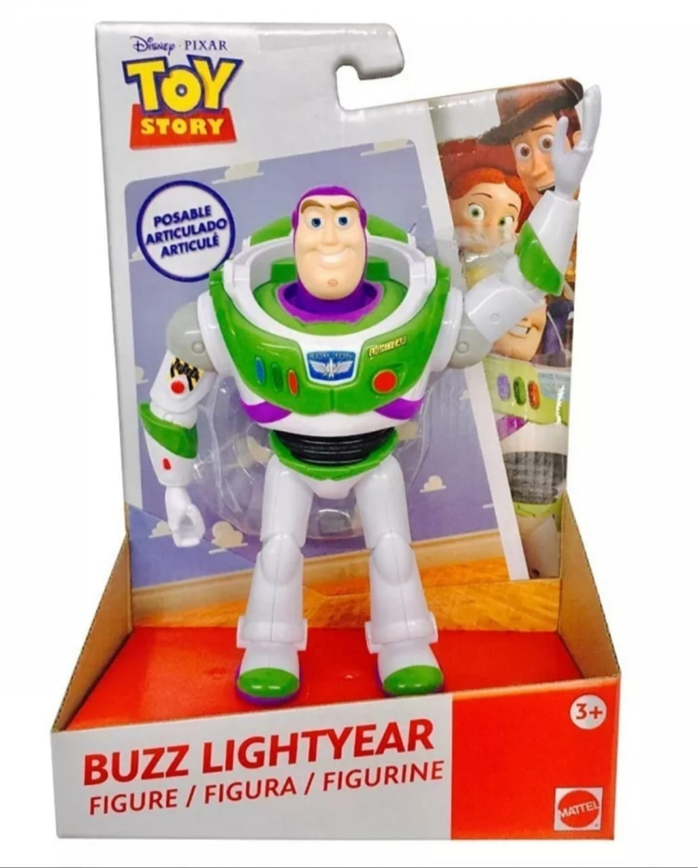Buzz Lightyear Articulado,!! Toy Story