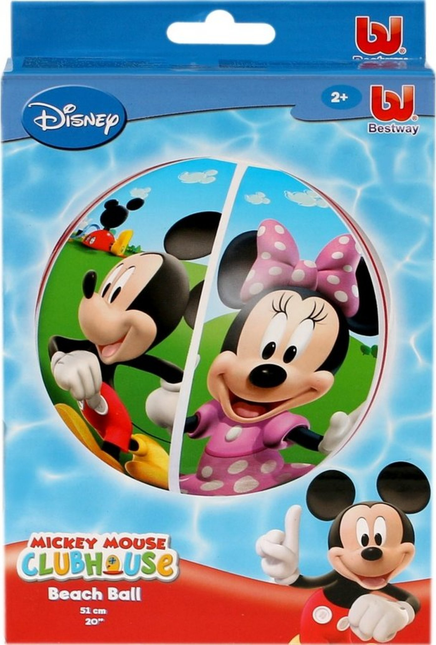 Pelota de Mickey Beach Ball de 51 Cm