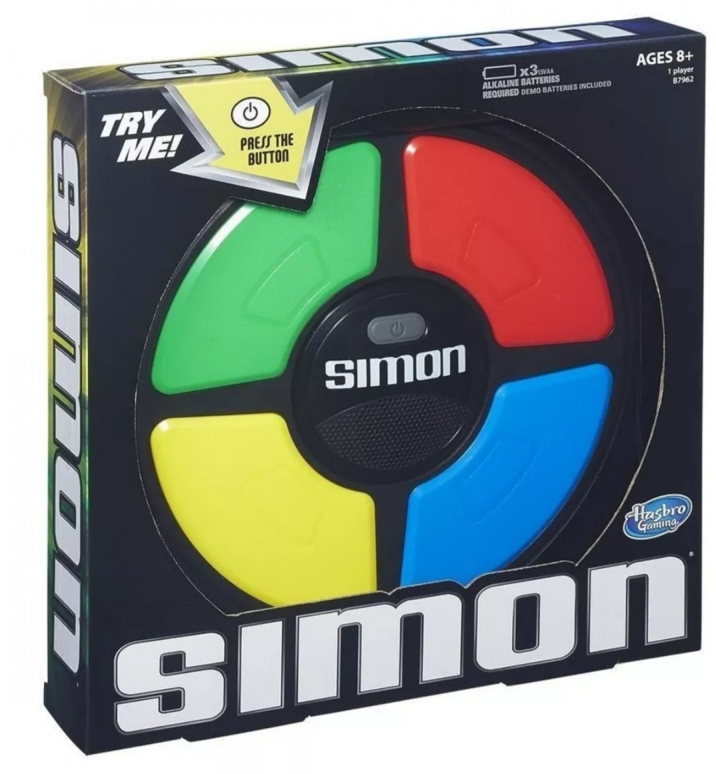 SIMON ORIGINAL!!VERSION 2019  HASBRO!!!!