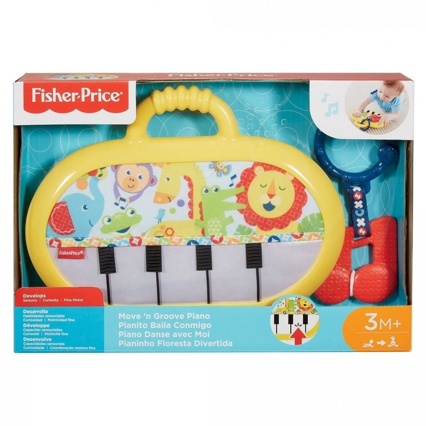 Piano Baila Conmigo Fisher Price