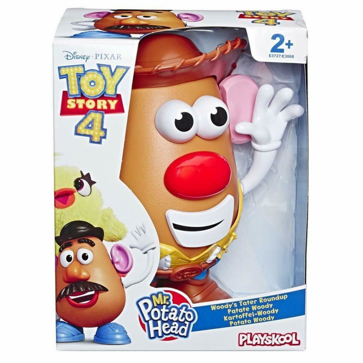 Mr Potato Head de Woody
