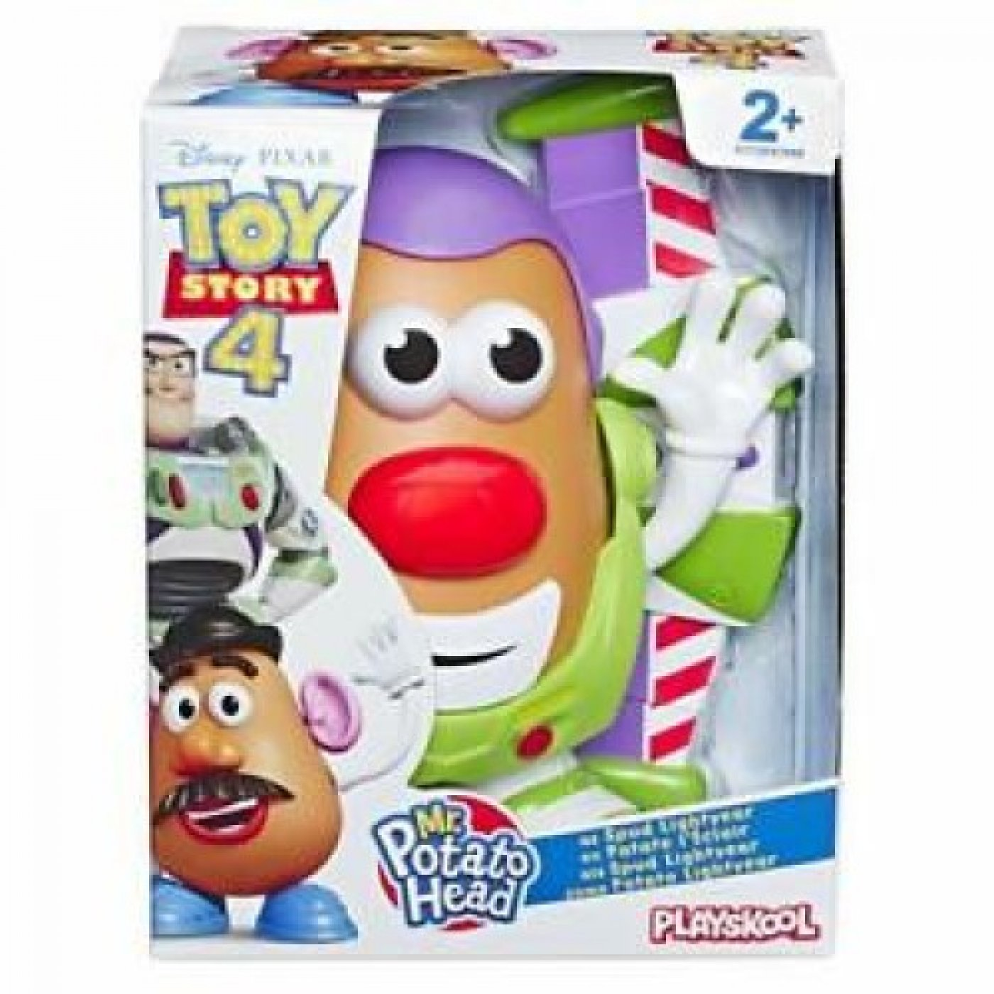 Mr Potato Head de Buzz Lightyear
