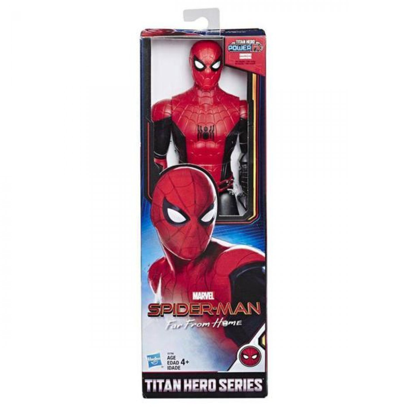 Spiderman Far From Home MARVEL Titan Hero