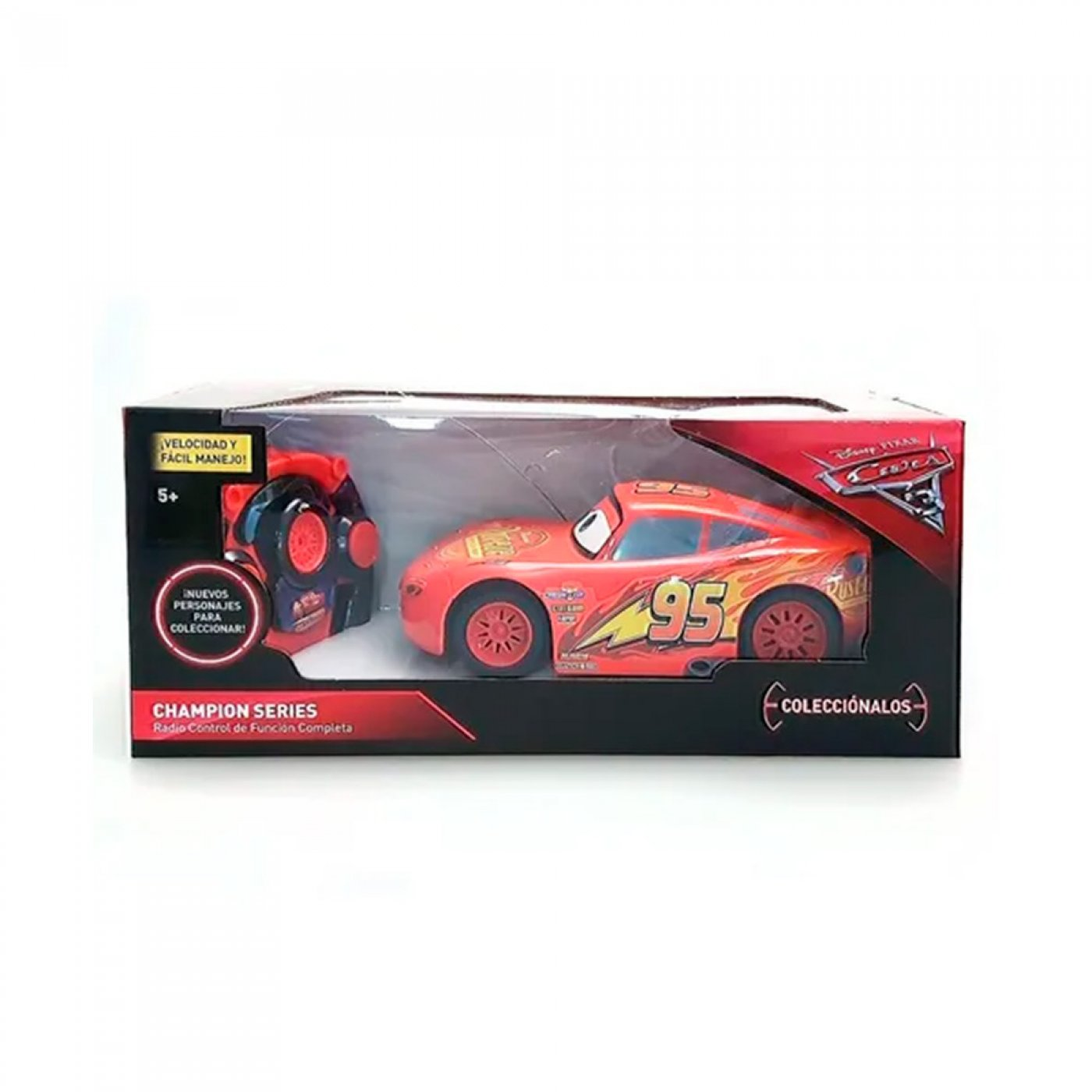 Cars Rc Champion series a control