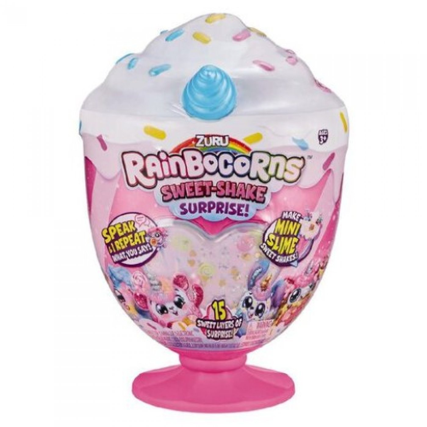 Rainbocorns Sweet Shake Surprise