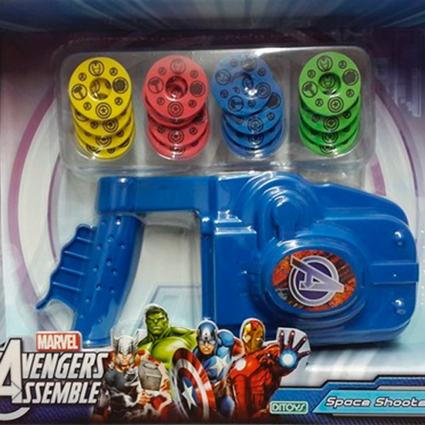 Avengers Space Shooter