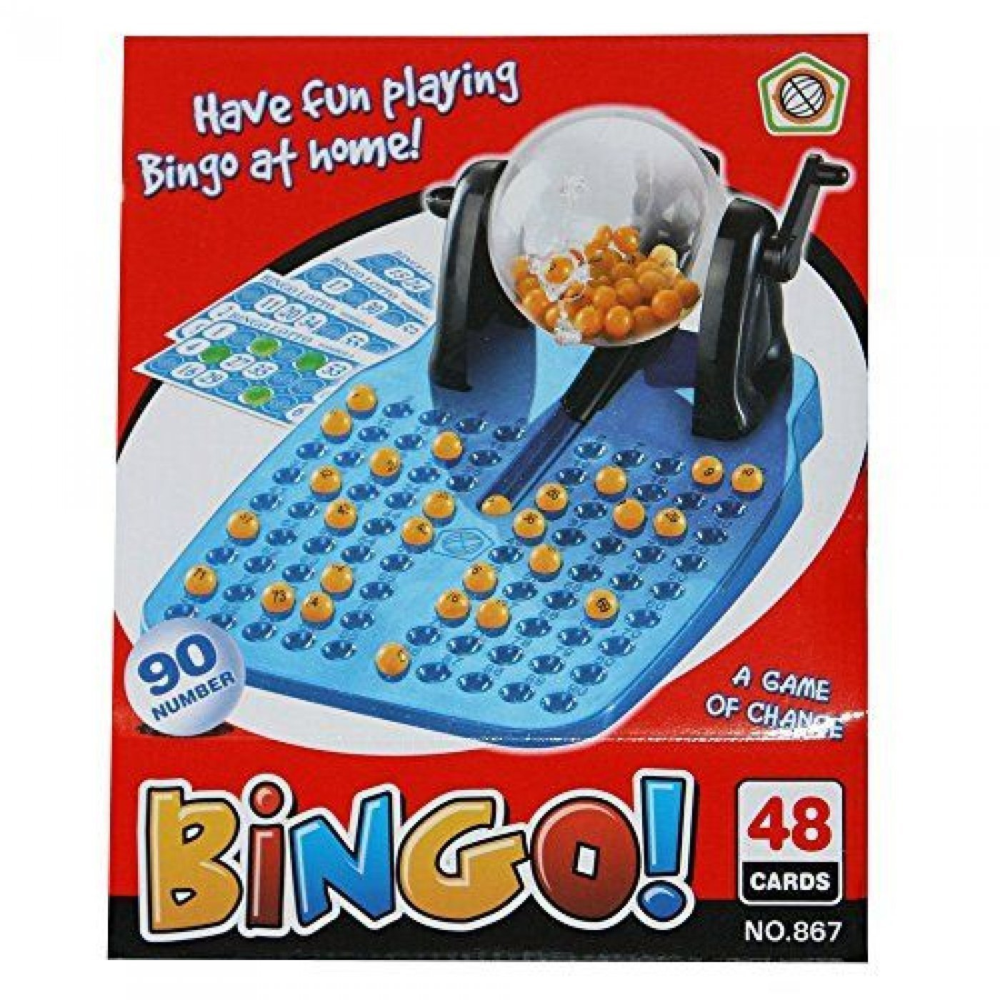 Bingo Familiar Game