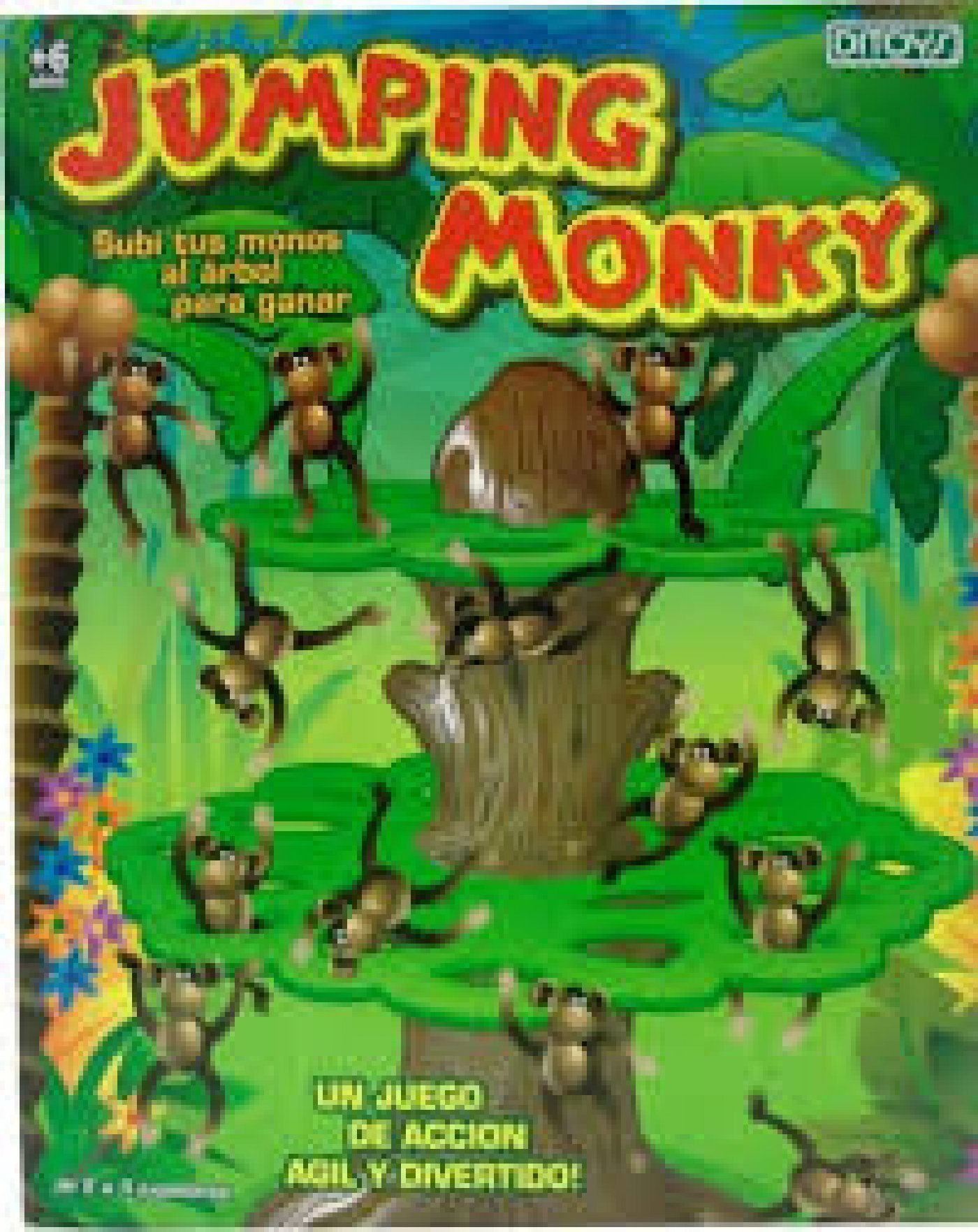 Jumping Monky