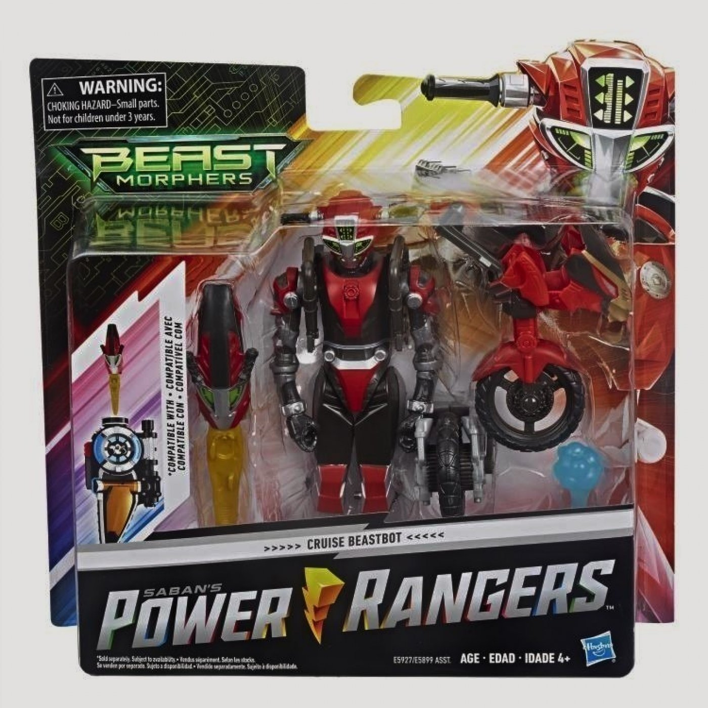 Power Ranger Cruiser Beastbot
