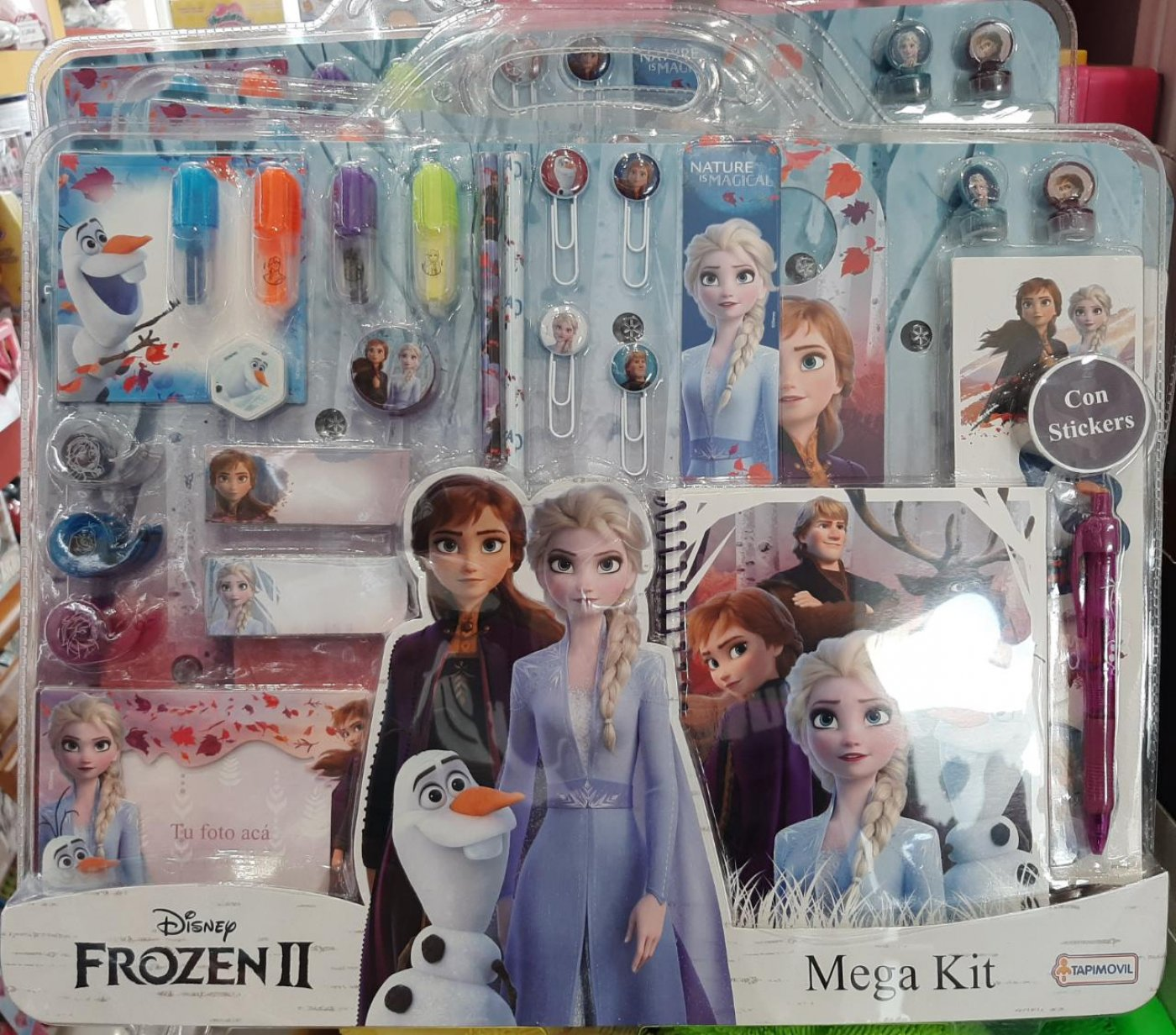Frozen II mega kit
