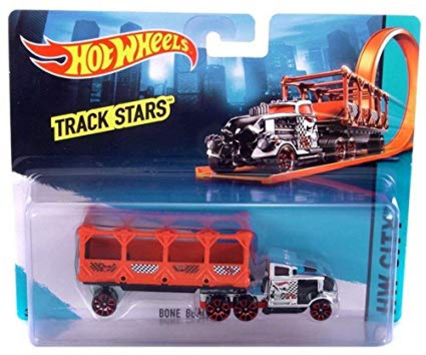 Hot Wheels Bone Blazers Camión Original Mattel