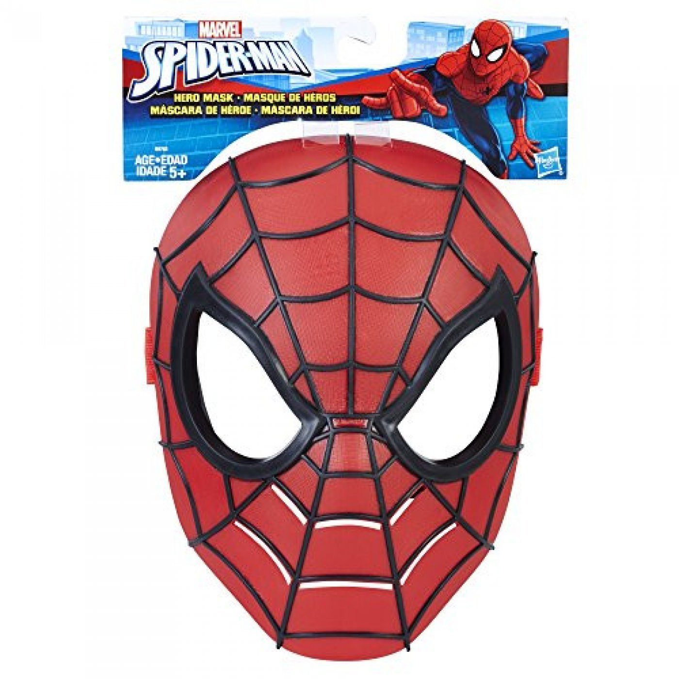 Mascara de Spiderman original de Hasbro