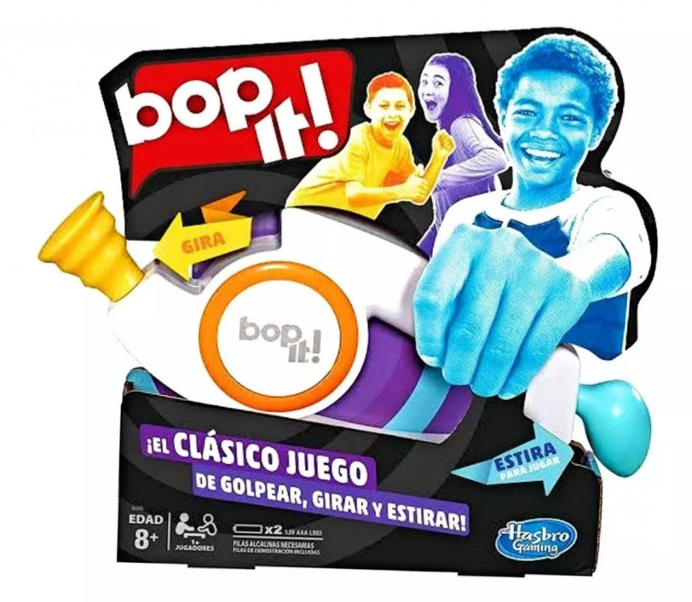 Bop It! Juego Hasbro Original Grande