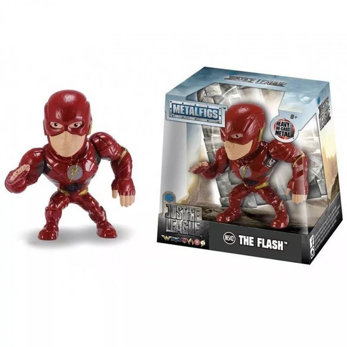 Flash Metalfigs