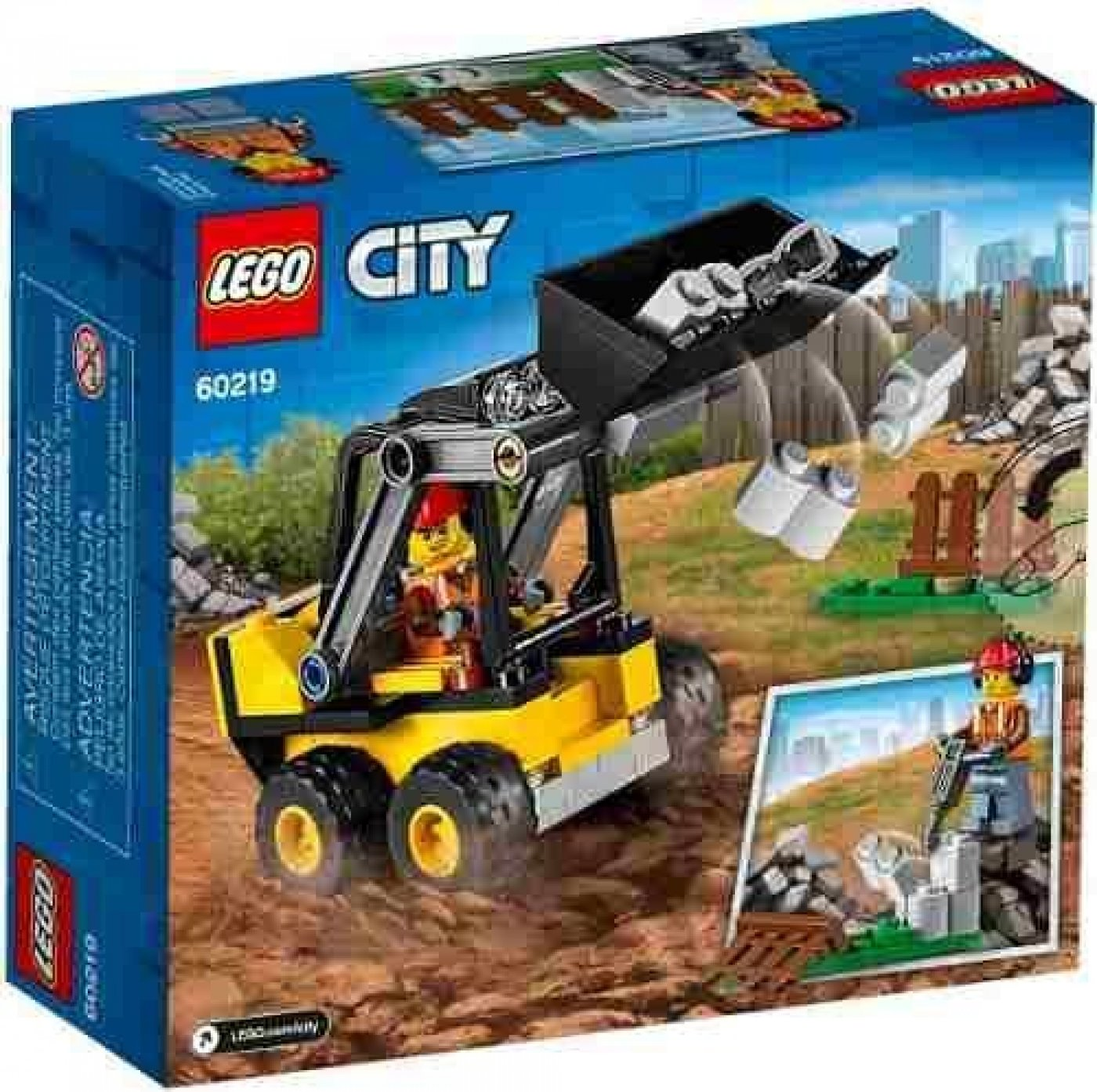 Lego City Construccion