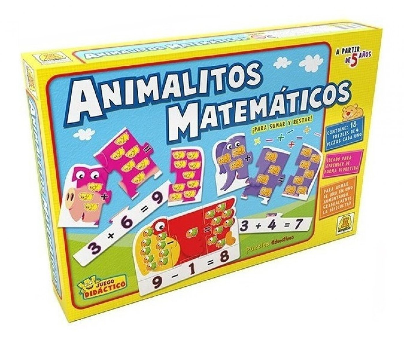 Animalitos Matematicos