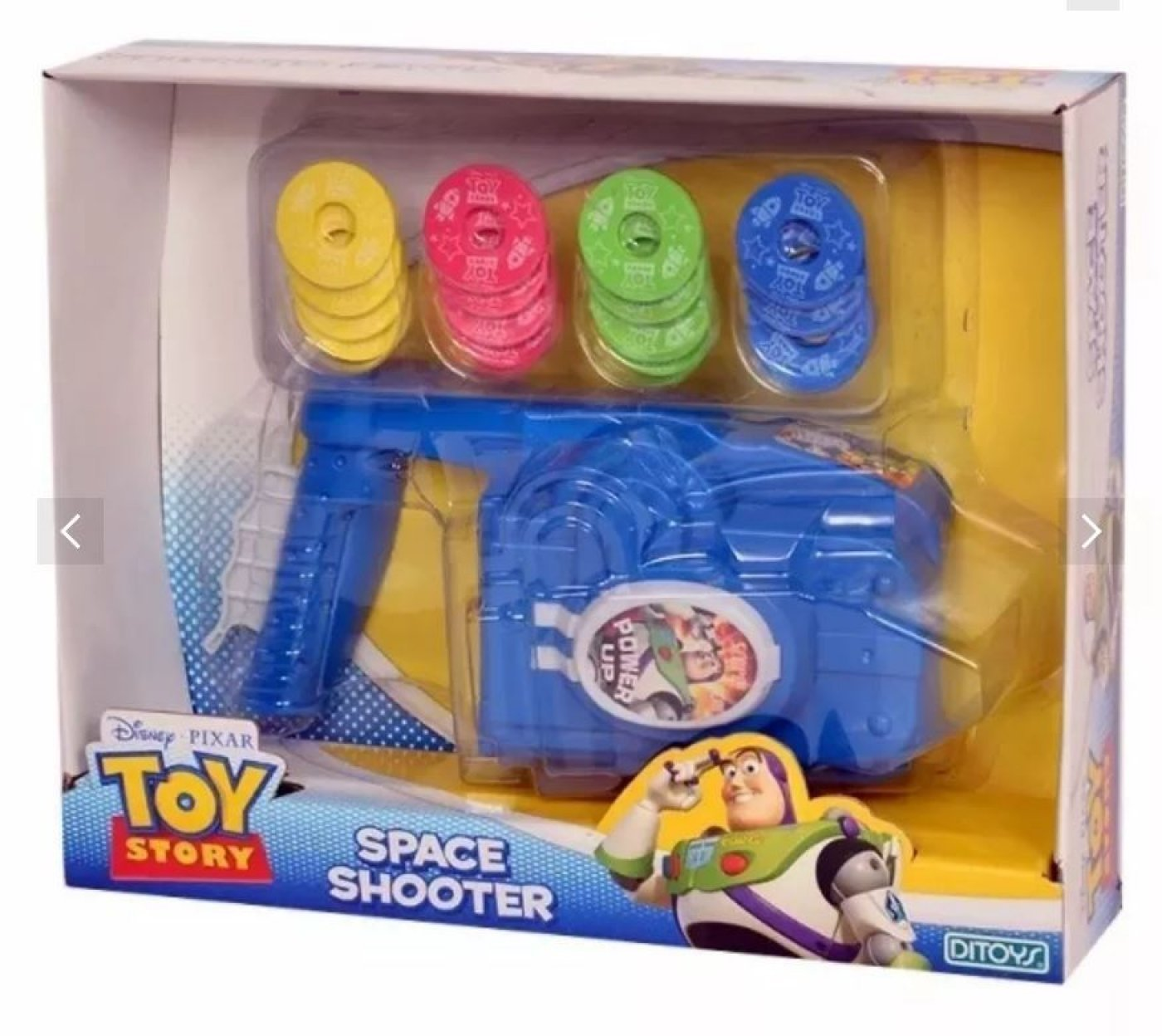 Toy Story 4 Space Shooter