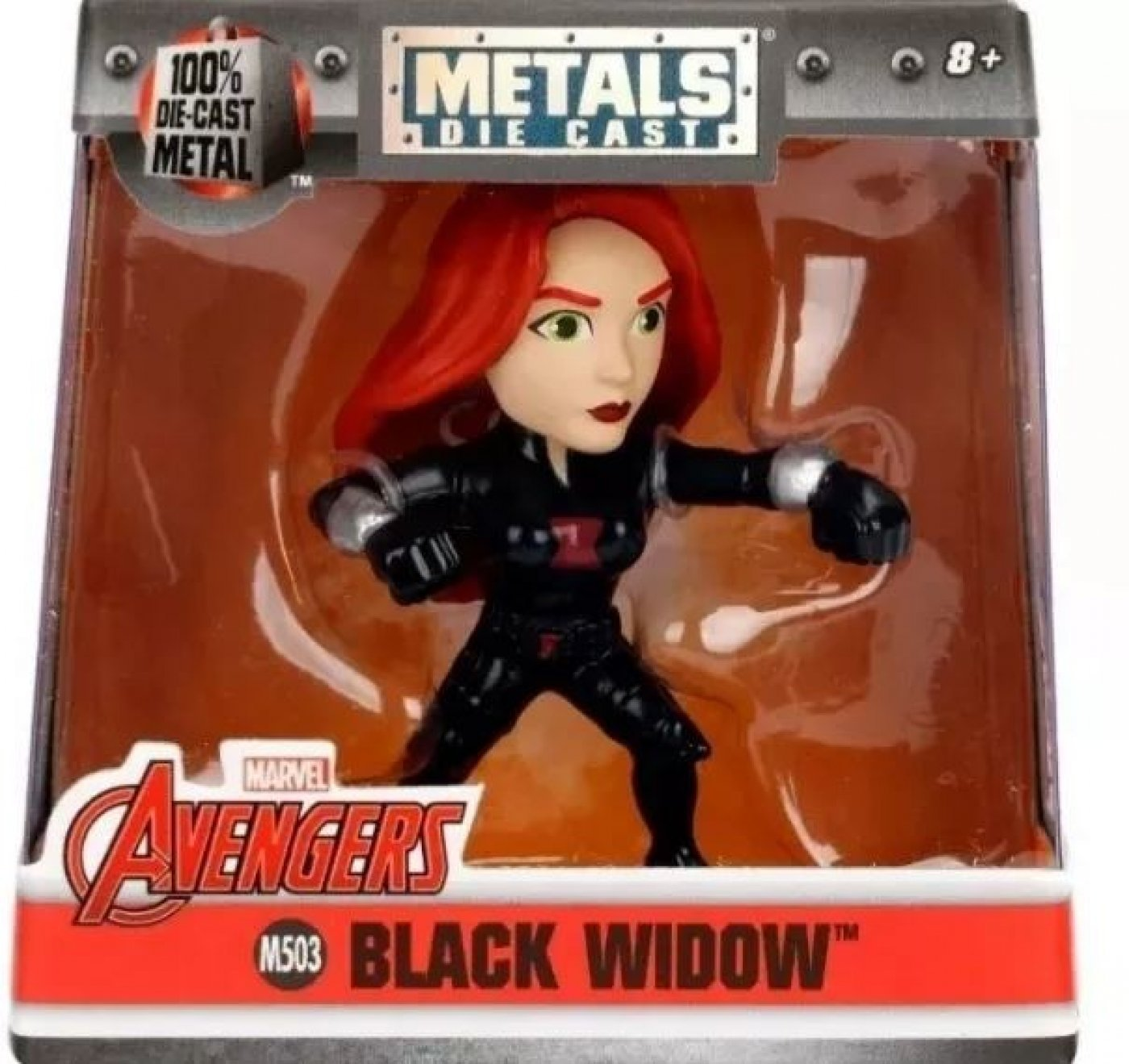 Avengers Black Widow Metals