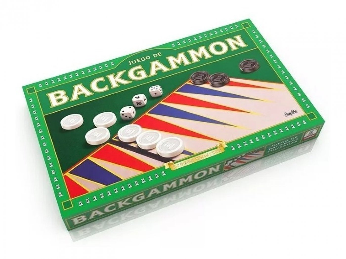 Backgammon de Implas