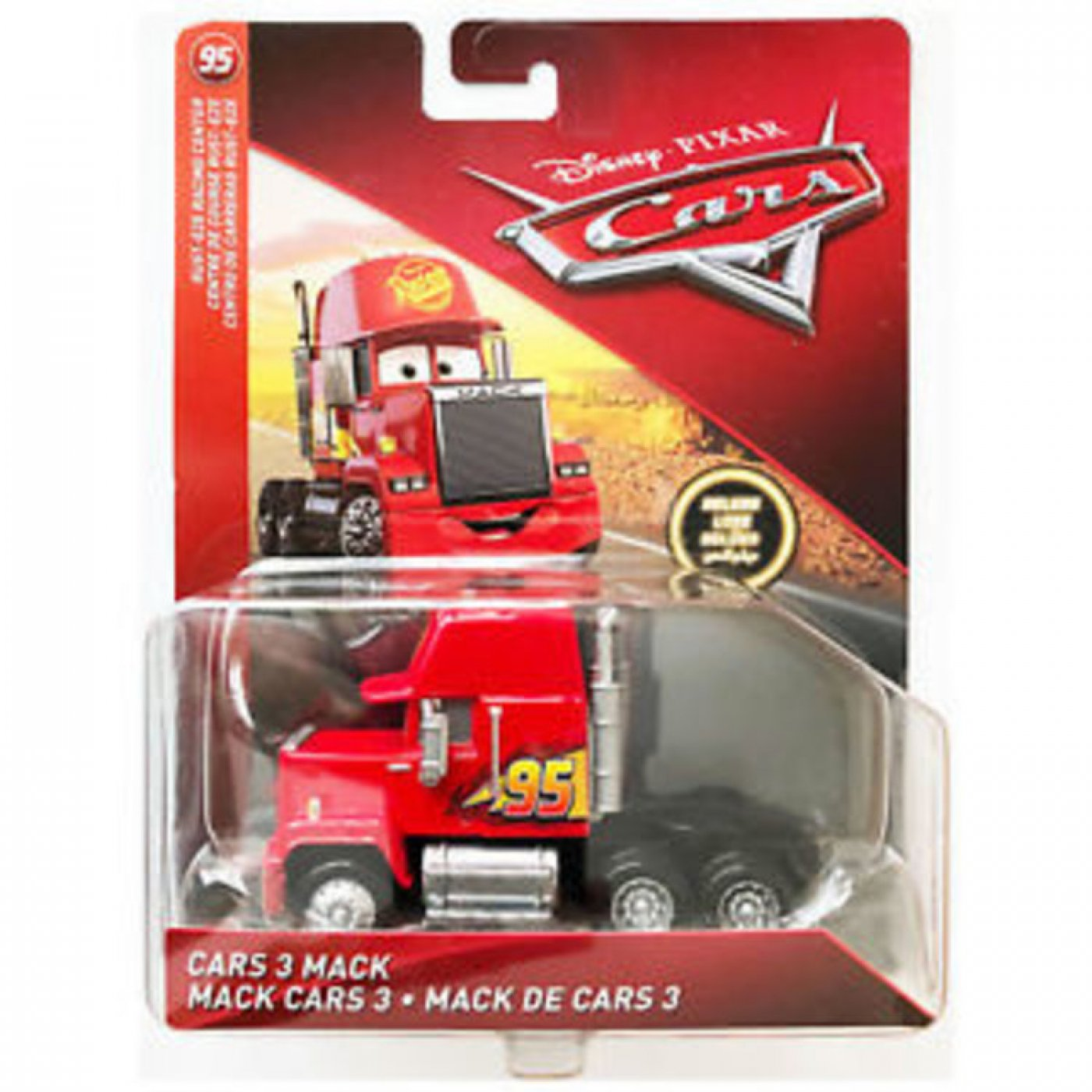 Mack de Cars 3 - Version de Lujo